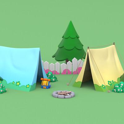 Beatriz morilla tentcamp