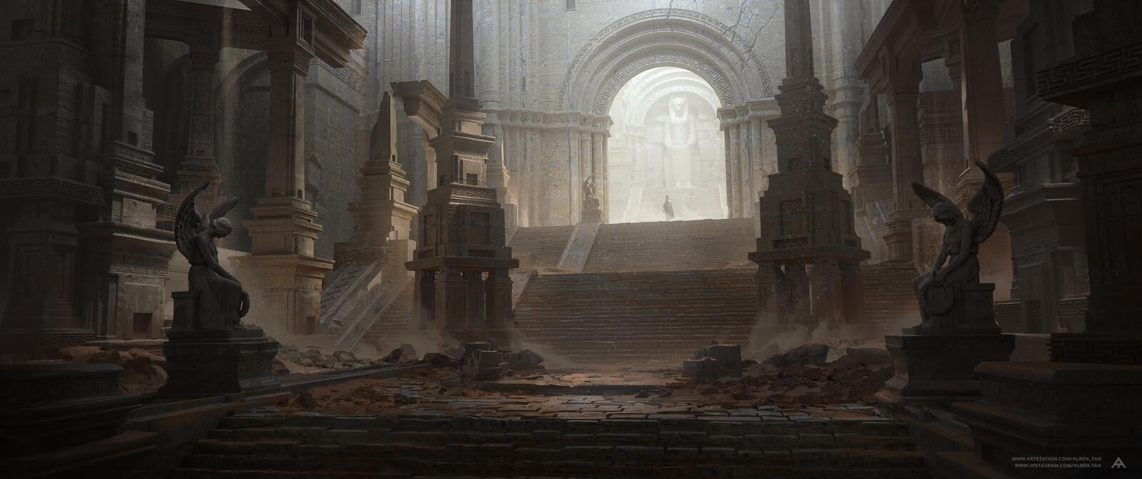 Pilgrim's Temple