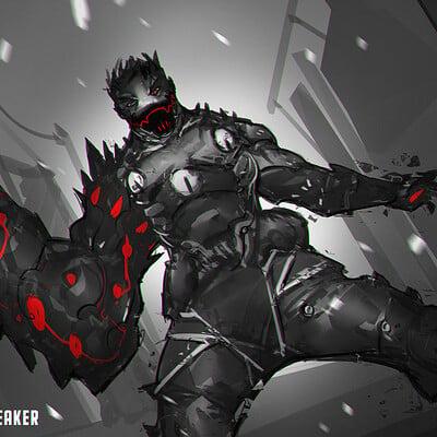 Benedick bana arm breaker 04 lores