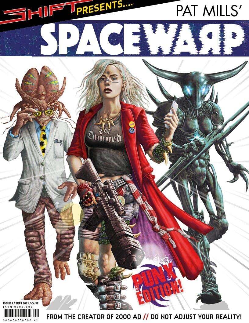 SpaceWarp Cover Text