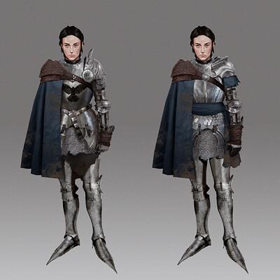 Jan wah li armoured witch 01