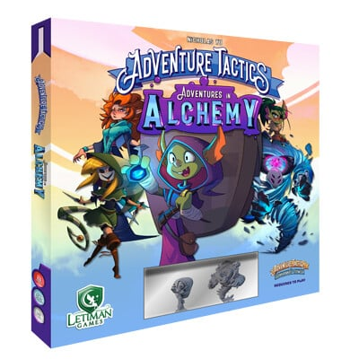 Jon merchant alchemical adventures box render