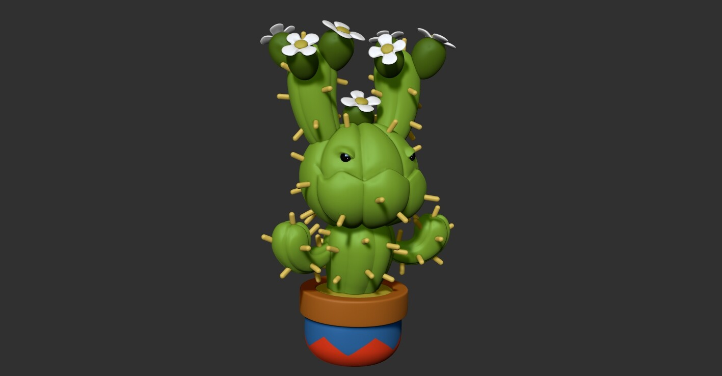 Cactibun Evolved