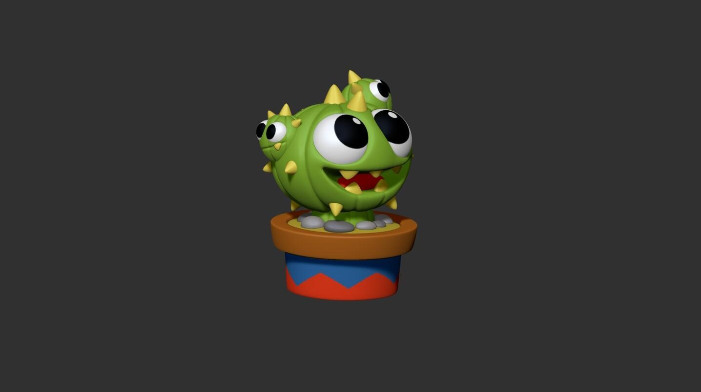 Cacti Jr