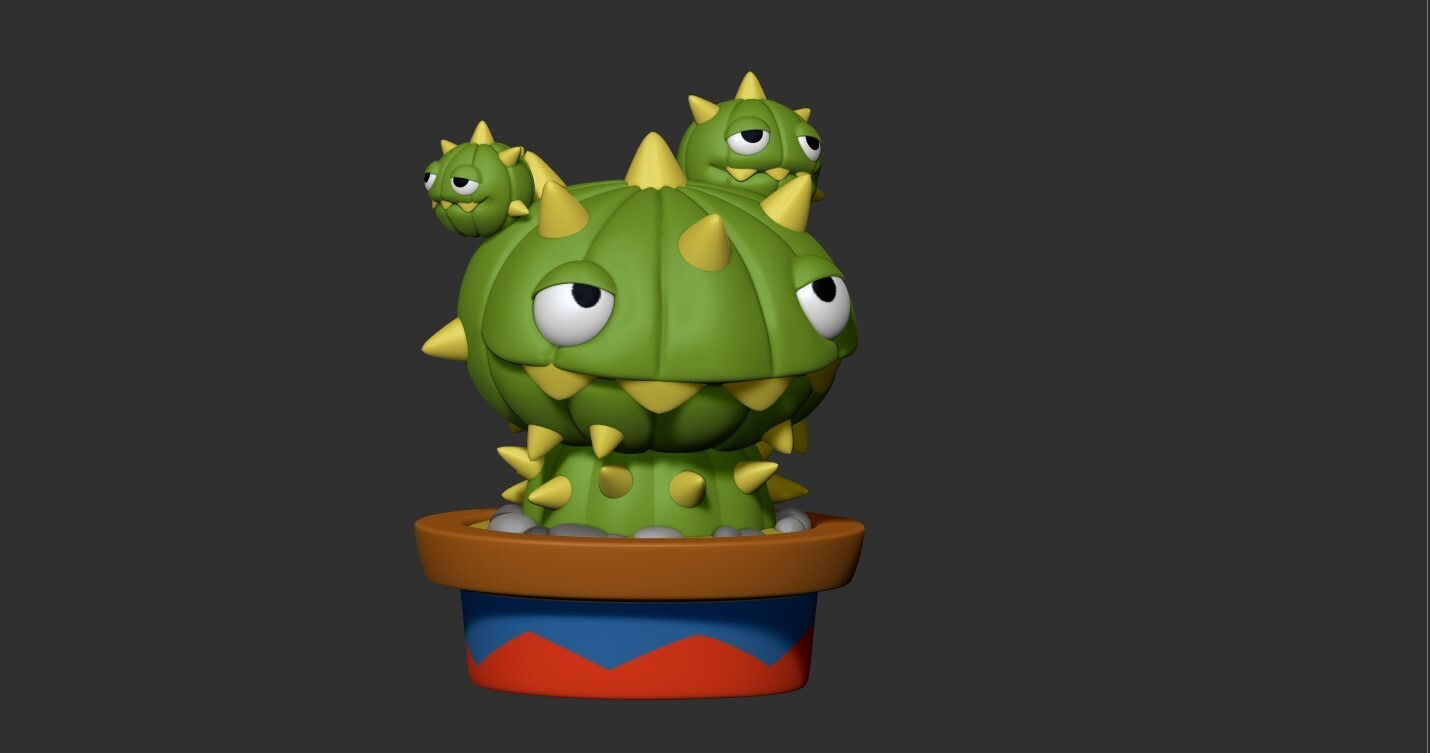 Cacti Evolved