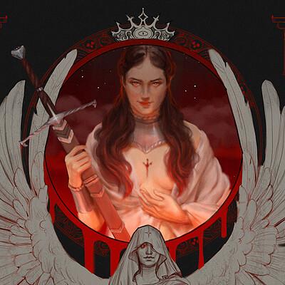 Janna sophia kingbreaker dark