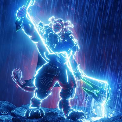 Rene puls thunderstorm