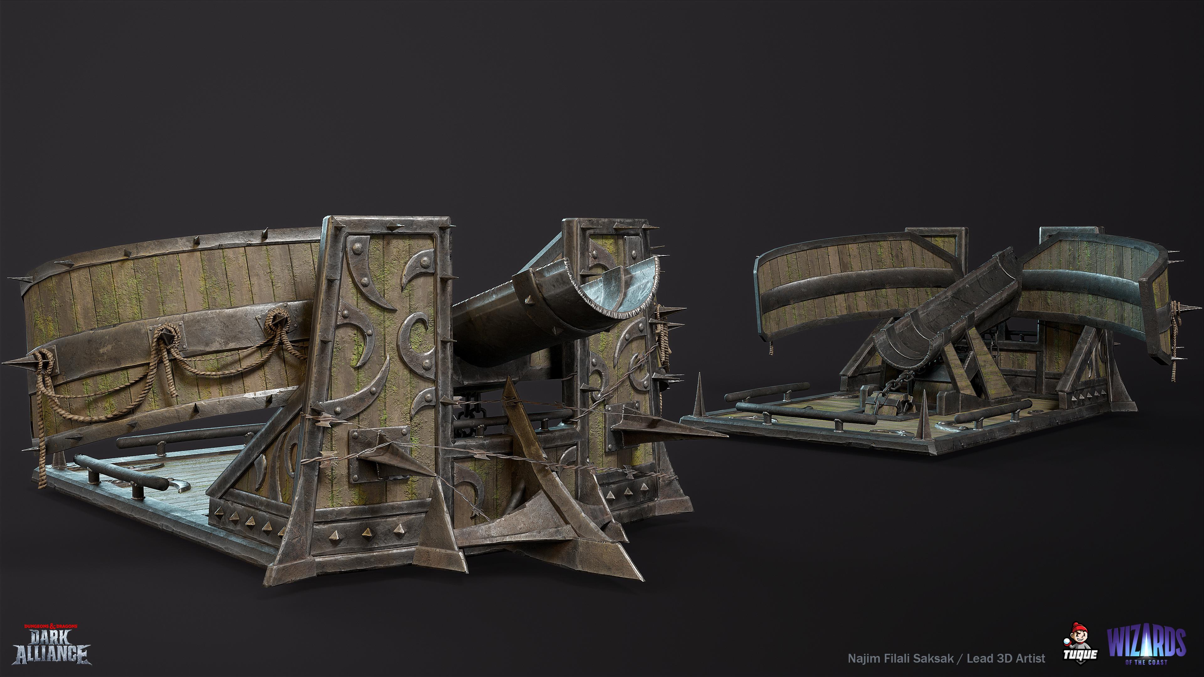 Battle Machine Variant 01