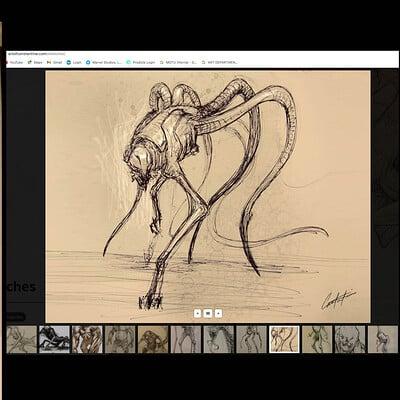 Constantine sekeris creature 2012b