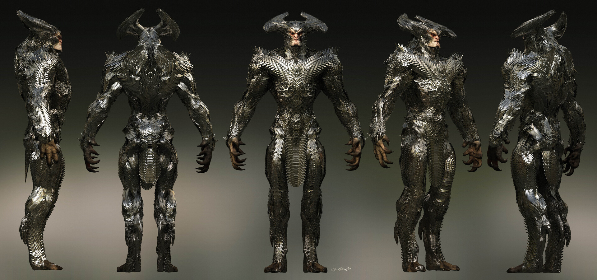 Liga da Justiça de Zack Snyder Cut; Lobo da Estepe