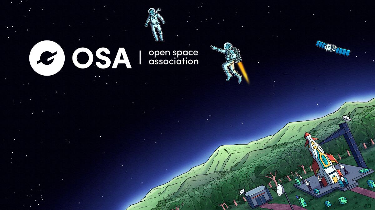 Illustration for OSA website