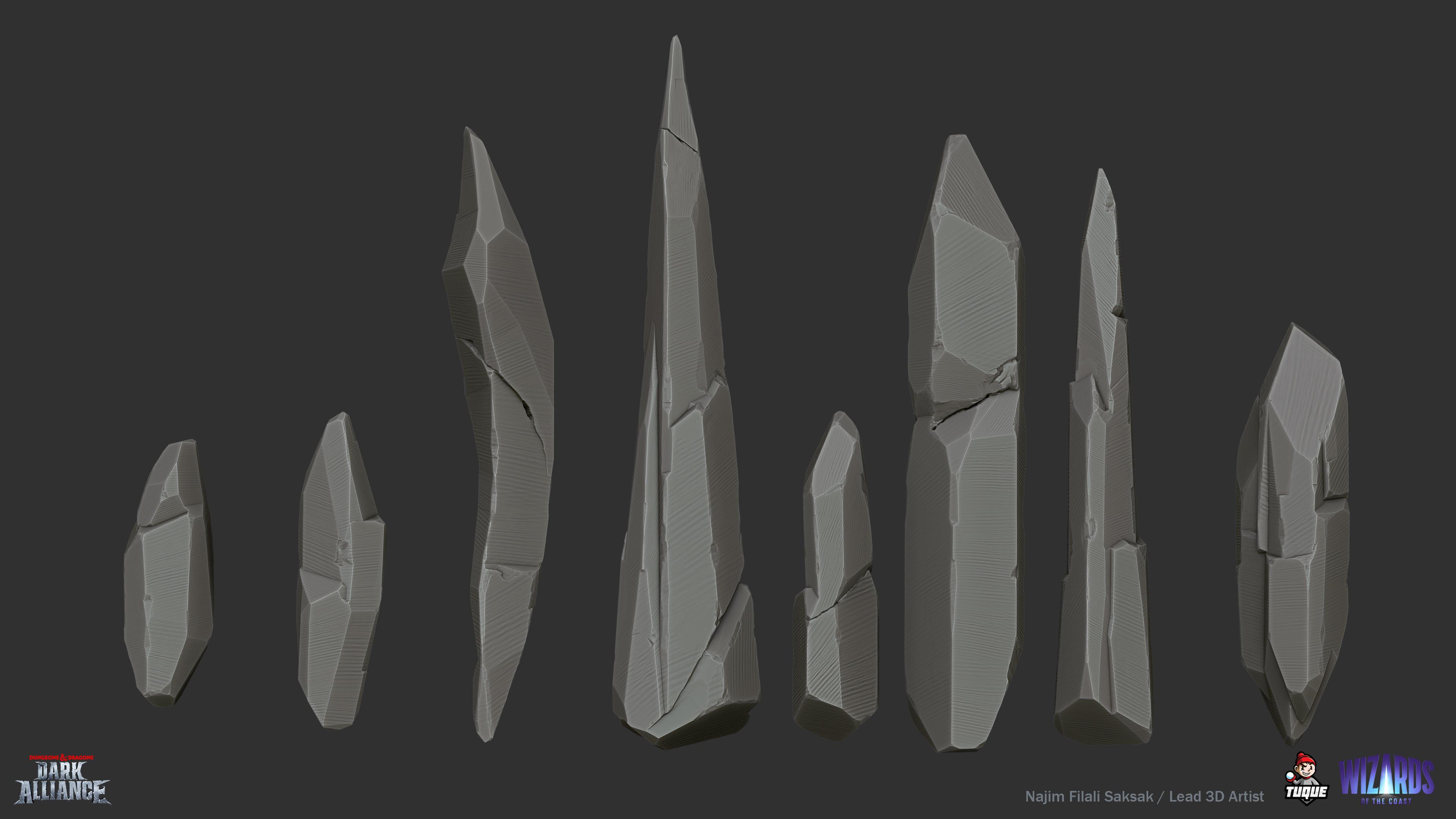 Crystals Kit Sculpting