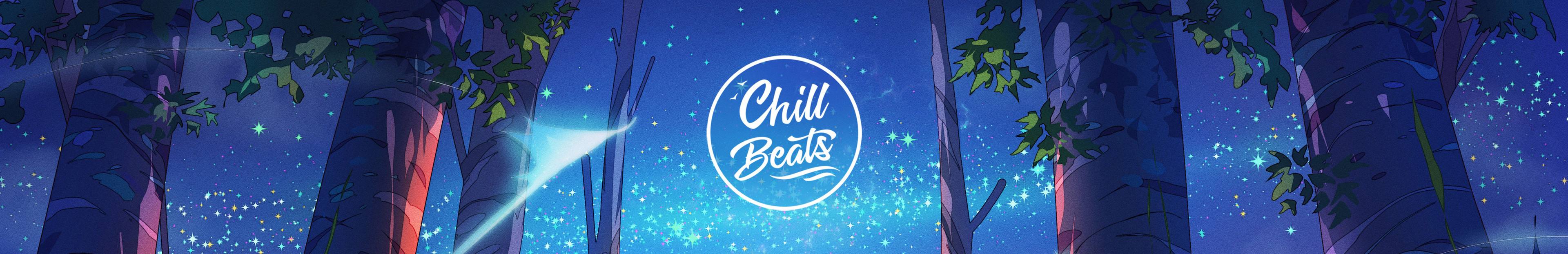 Cover Illustrations for Chill Beats Records and the various music artists in collaboration