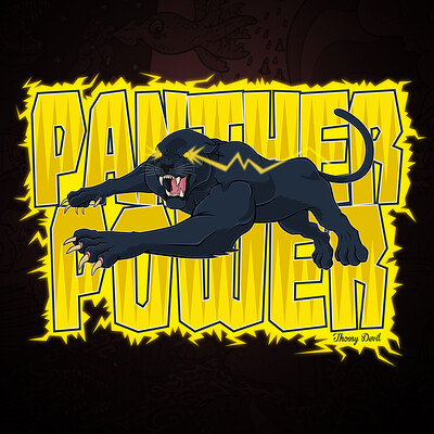 Thorny devil pantherpower promo electric