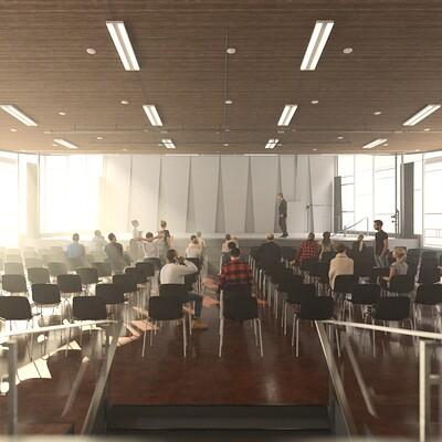 Kemp productions amsterdam showroom final scene 1c
