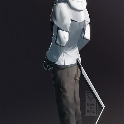 Shoji ushiyama self portrait sm