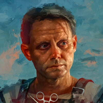 Brian taylor jf portrait