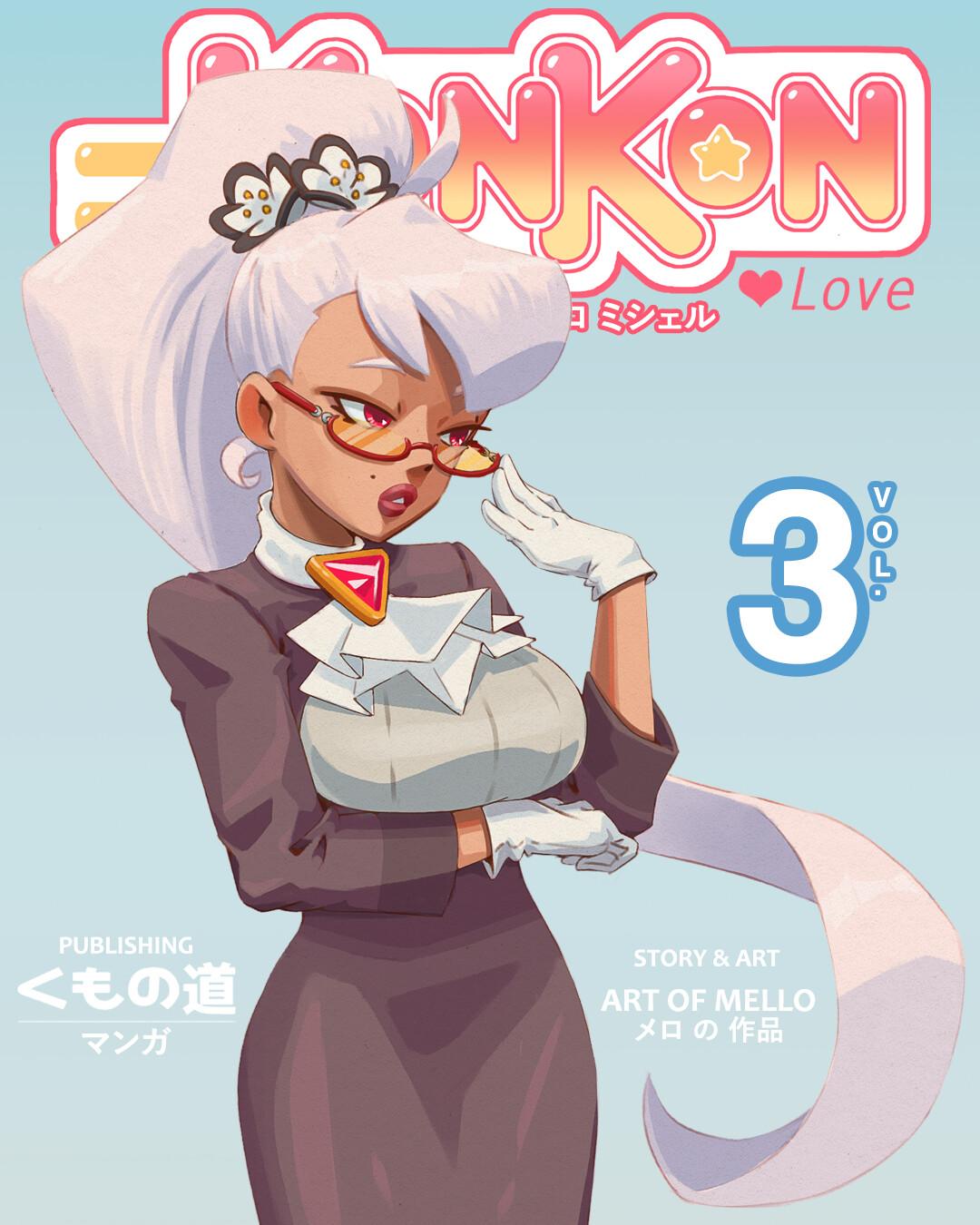 KonKon Love Vol.3