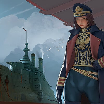 Steven stahlberg admiral3lo