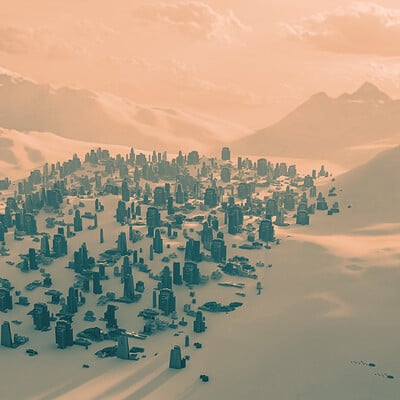 Andrew markert lost la cities