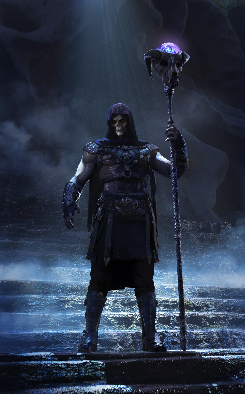 Masters Of the Universe  - Skeletor