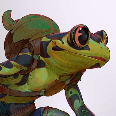 Cindy avelino frogfolk base
