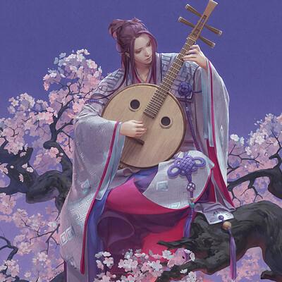 Shu chen li 09 nightsong