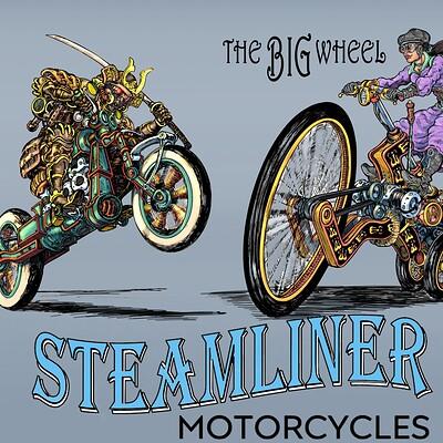 Vincent bryant steamliner line5