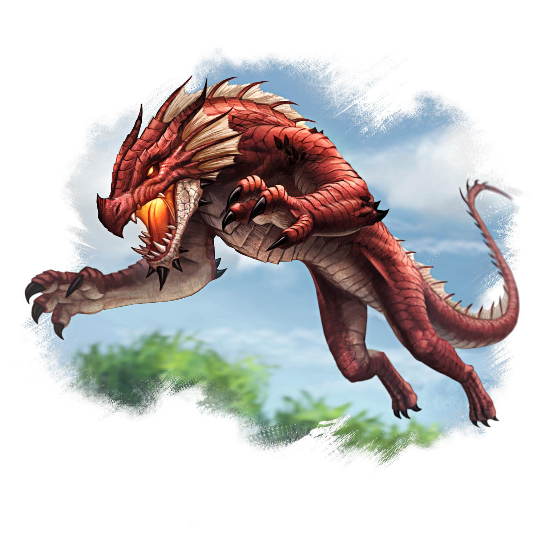Red Guard Drake