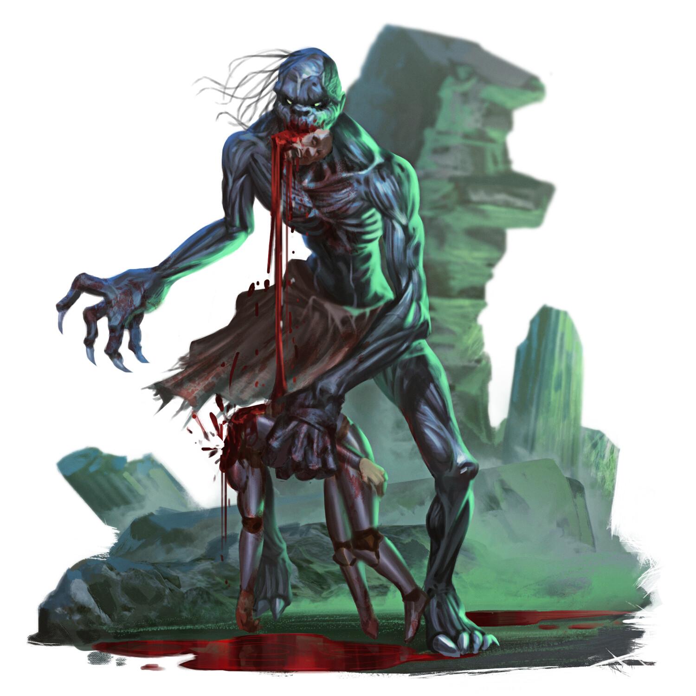 Elder Ghoul
