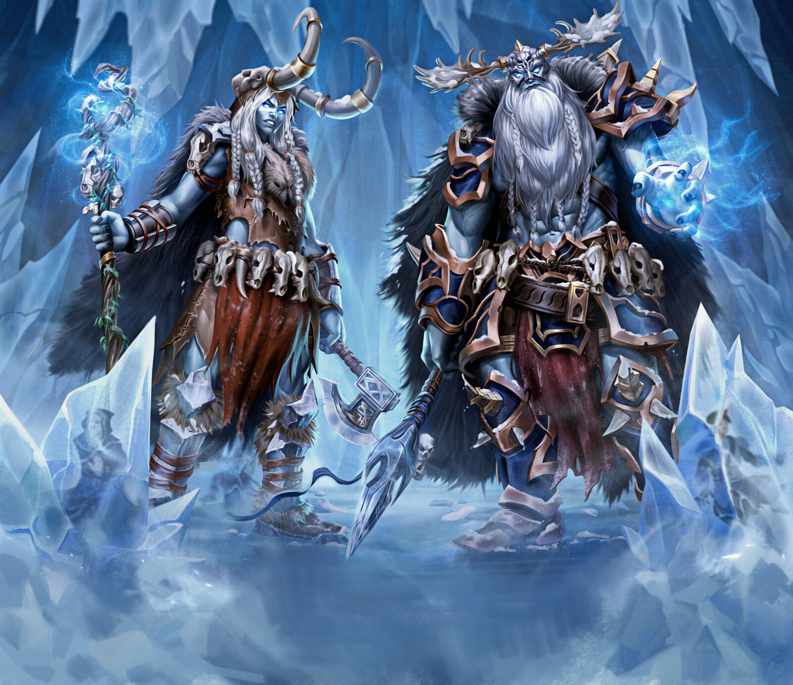 Frost Giants Group 1