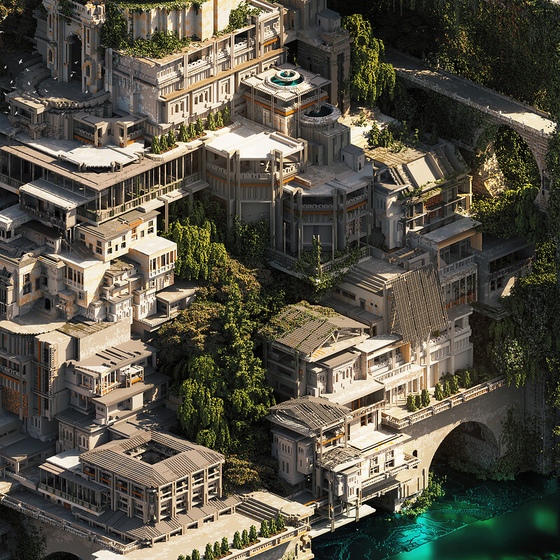 The Lost City of Eslinas