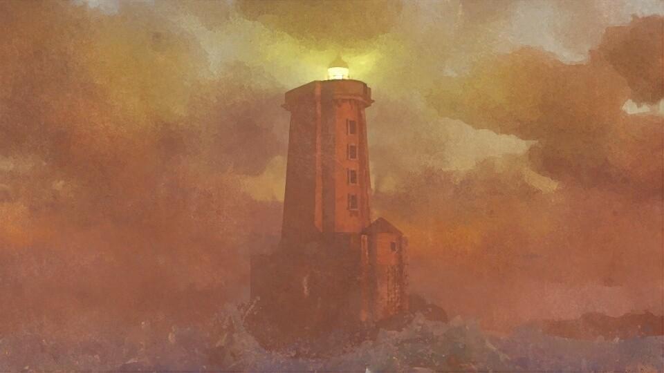 Watercolor version