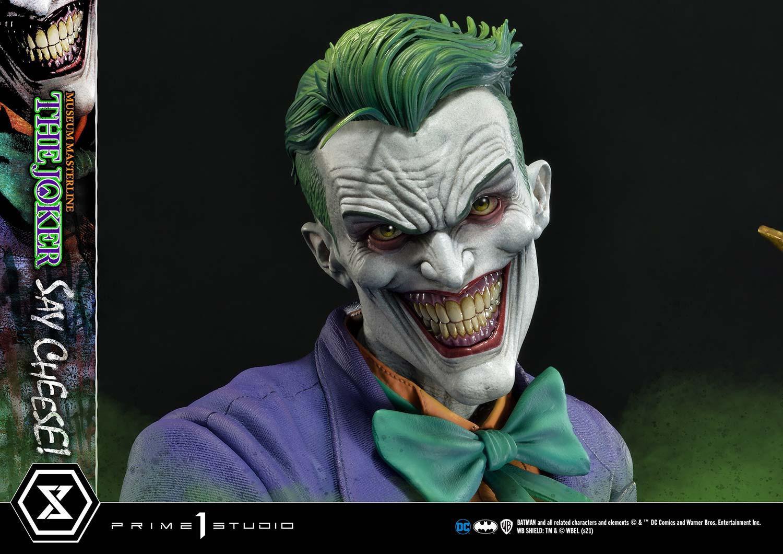 Prime 1 Studio : The Joker - Say Cheese! 1:3 Scale