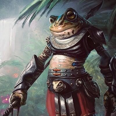 Saby menyhei frogwarrior final colourtweak