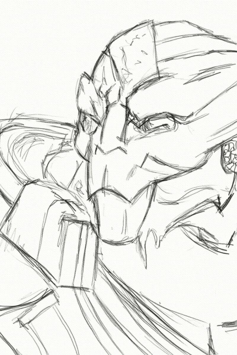 sketch/blockout