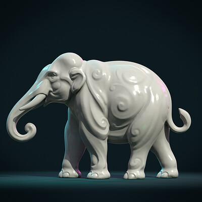 Alexander volynov elephant 01