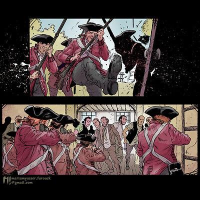 Mariam yasser armyattackmariamyassercolors