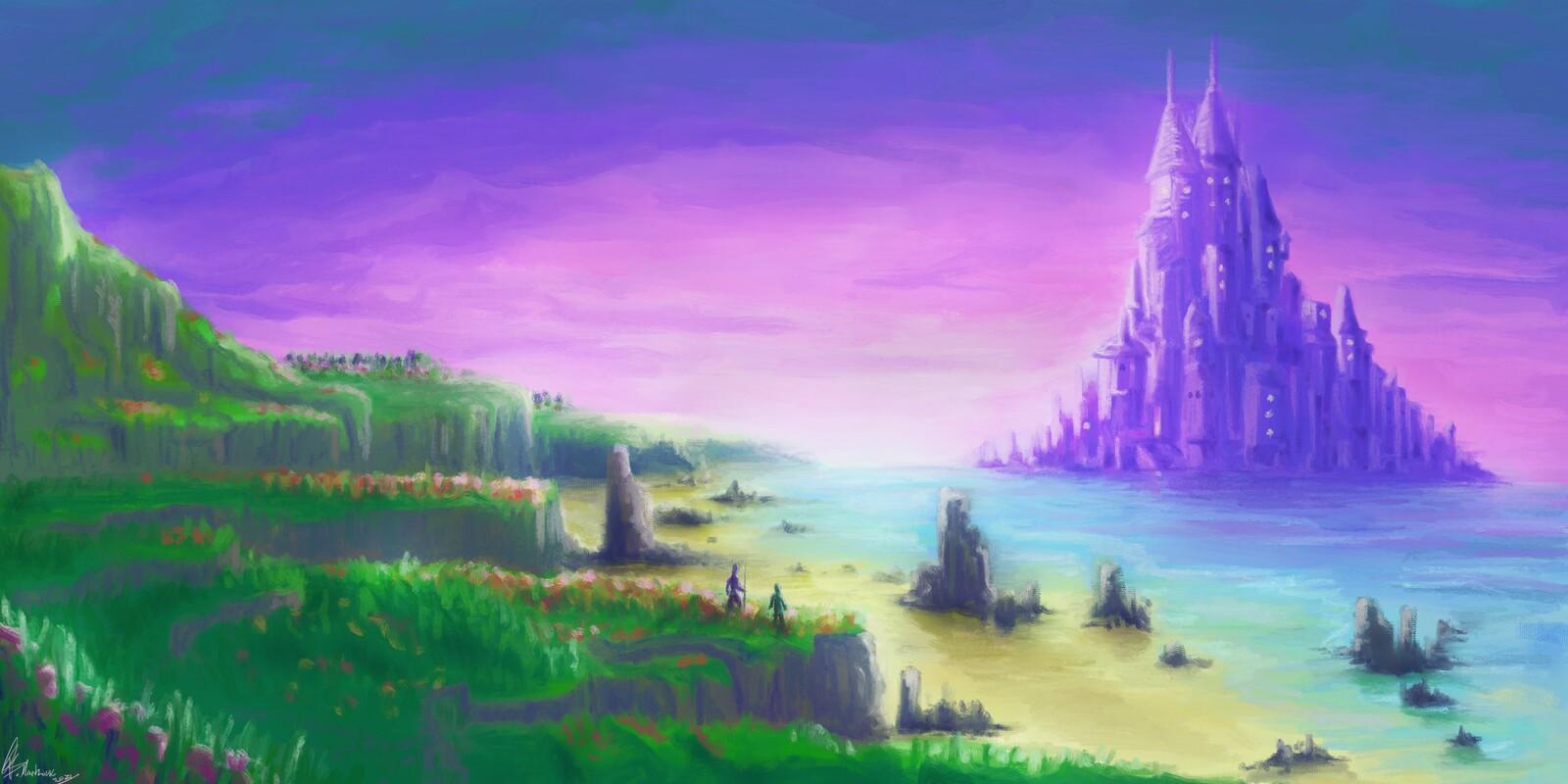 The Sea Kings Temple