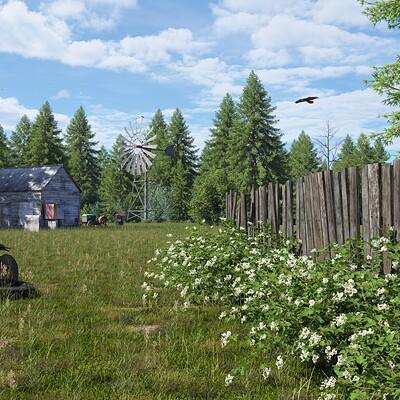 Jeffrey martinez 20210801tg the old farm