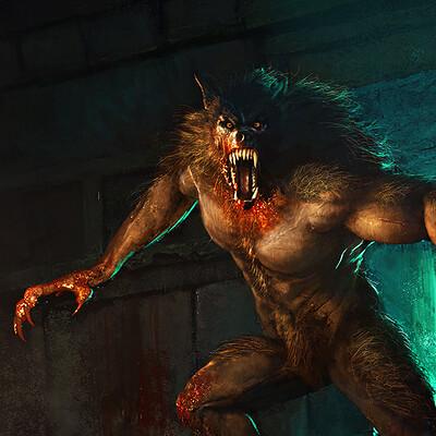 Camille alquier werewolf cave