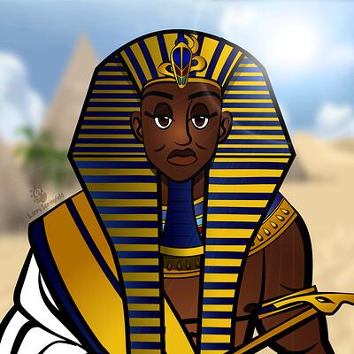 Larry springfield jr the pharaoh