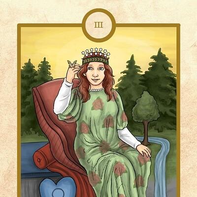 Imelda wei ding lo iii the empress