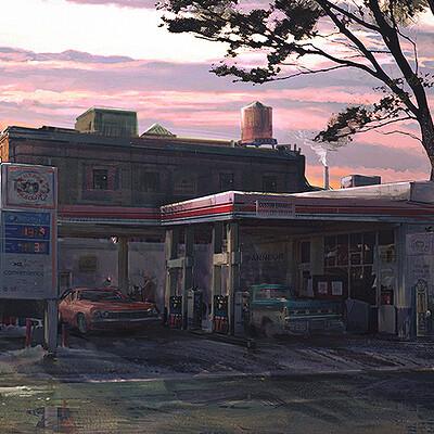 Pascal barriault gazstationsmall