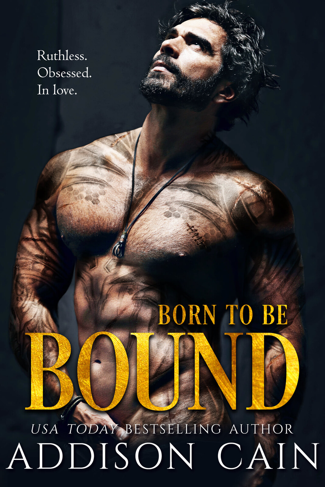 Done for Addison Cain Born to be Bound