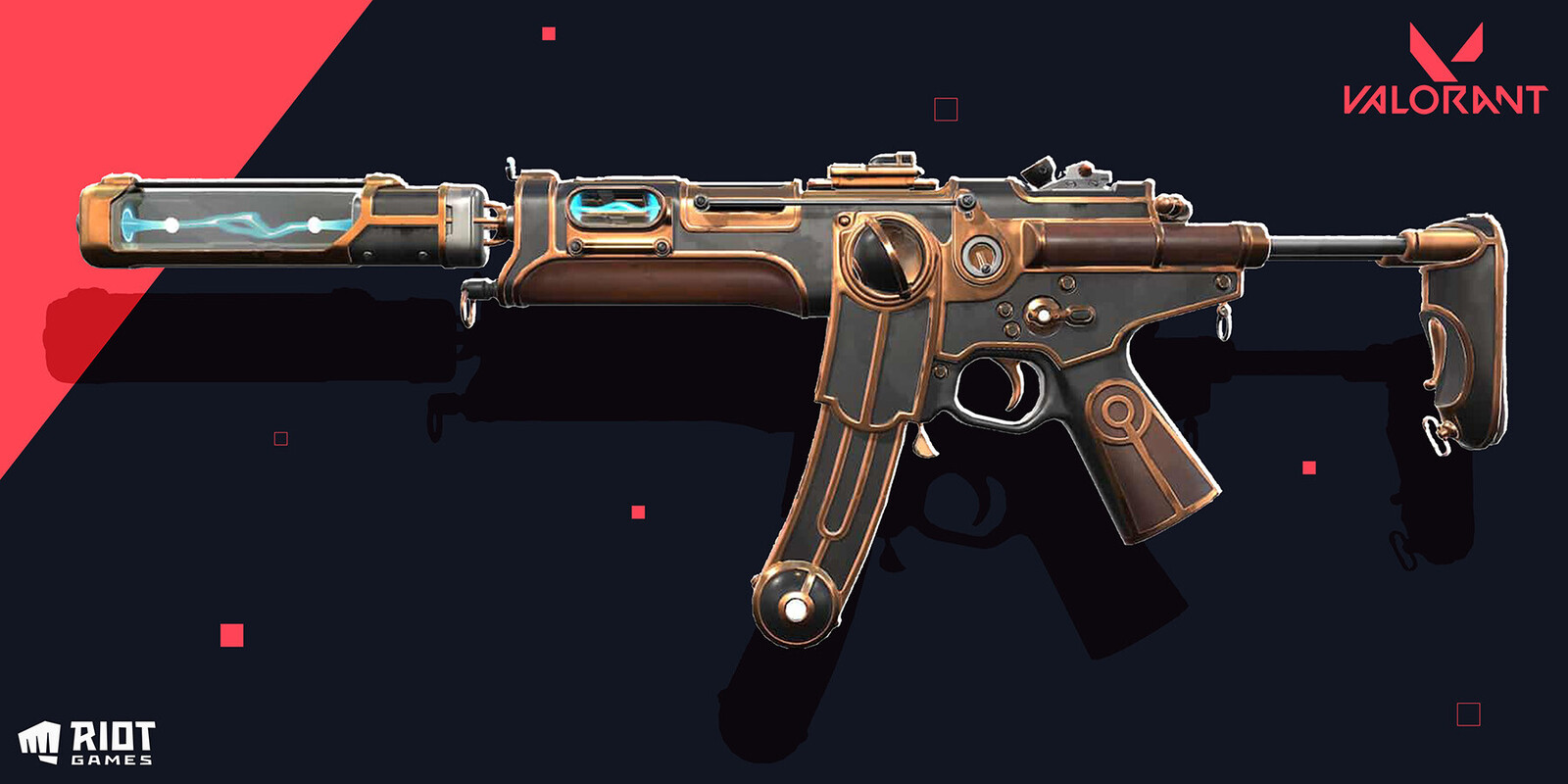 Silencer created by Riot