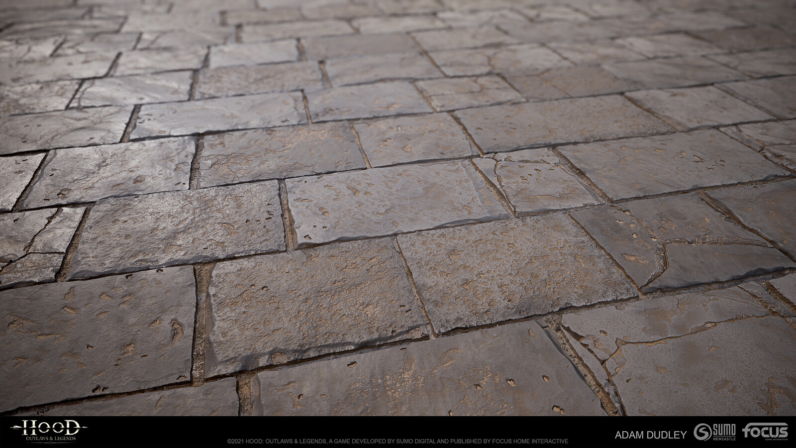 State flagstones