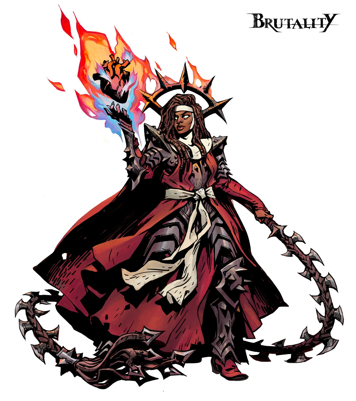 Sister Abrial, Heretic Slayer