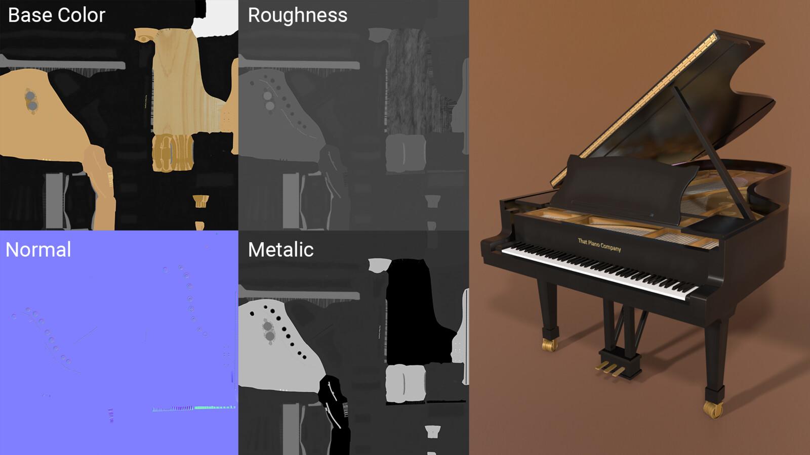 texture sets