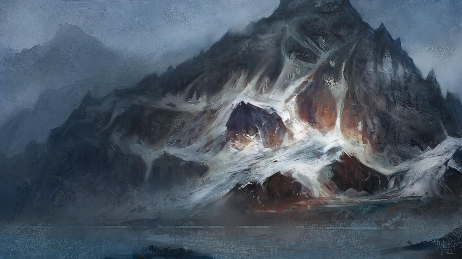 Mountain (MTG Portfolio Series)